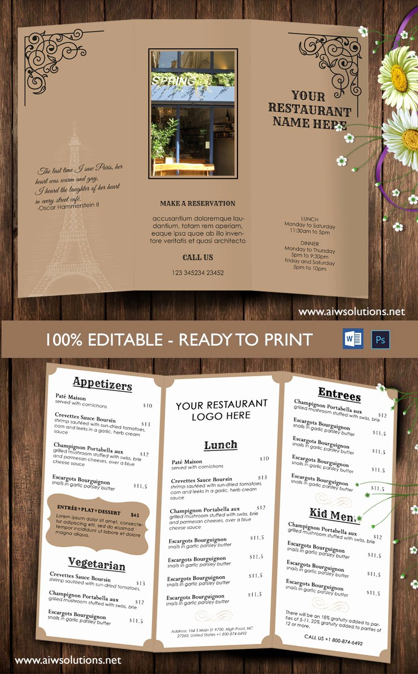 menu id03