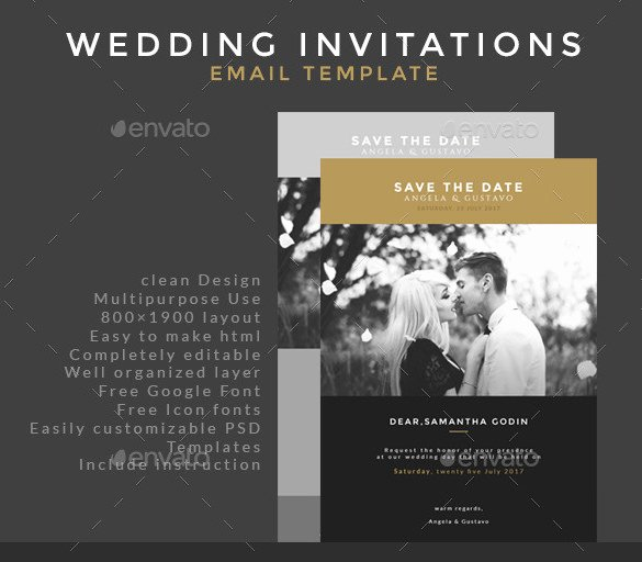 Design Email Wedding Invitations Yourweek 3407f5eca25e
