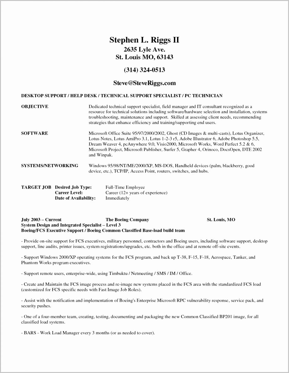 Desktop Support Engineer Cover Letter Sample Cover