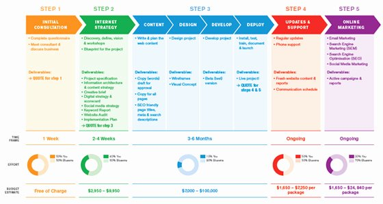 Digital Strategy Roadmap Template Templates Resume