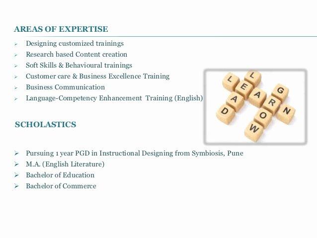 Divya Resume Trainer & Content Designer
