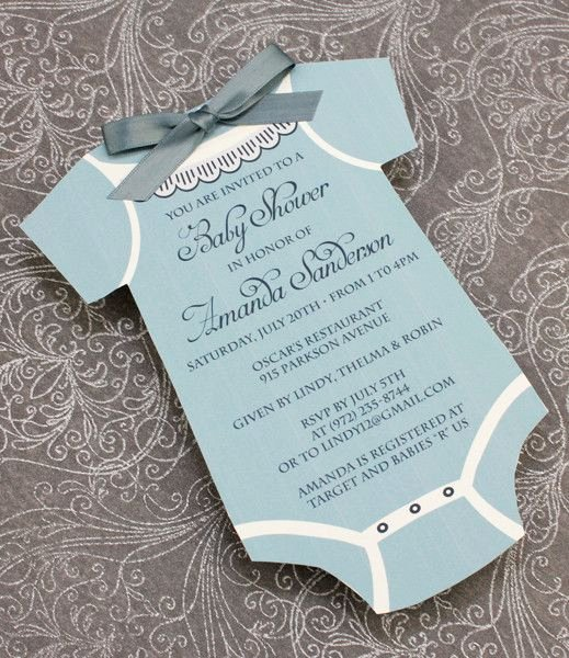 Diy Baby Boys Sie Shower Invitation Template From