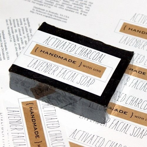 Diy Ideas for Homemade soap Labels Diy & Crafty List Pinterest