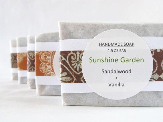 Diy Ideas for Homemade soap Labels soap Deli News