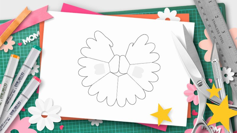 Diy Mother S Day Pop Up Templates and Tutorials Do It