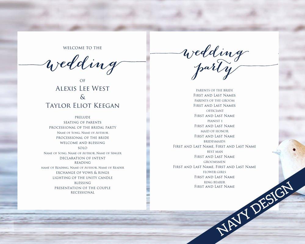 Diy Wedding Templates · Wedding Templates and Printables