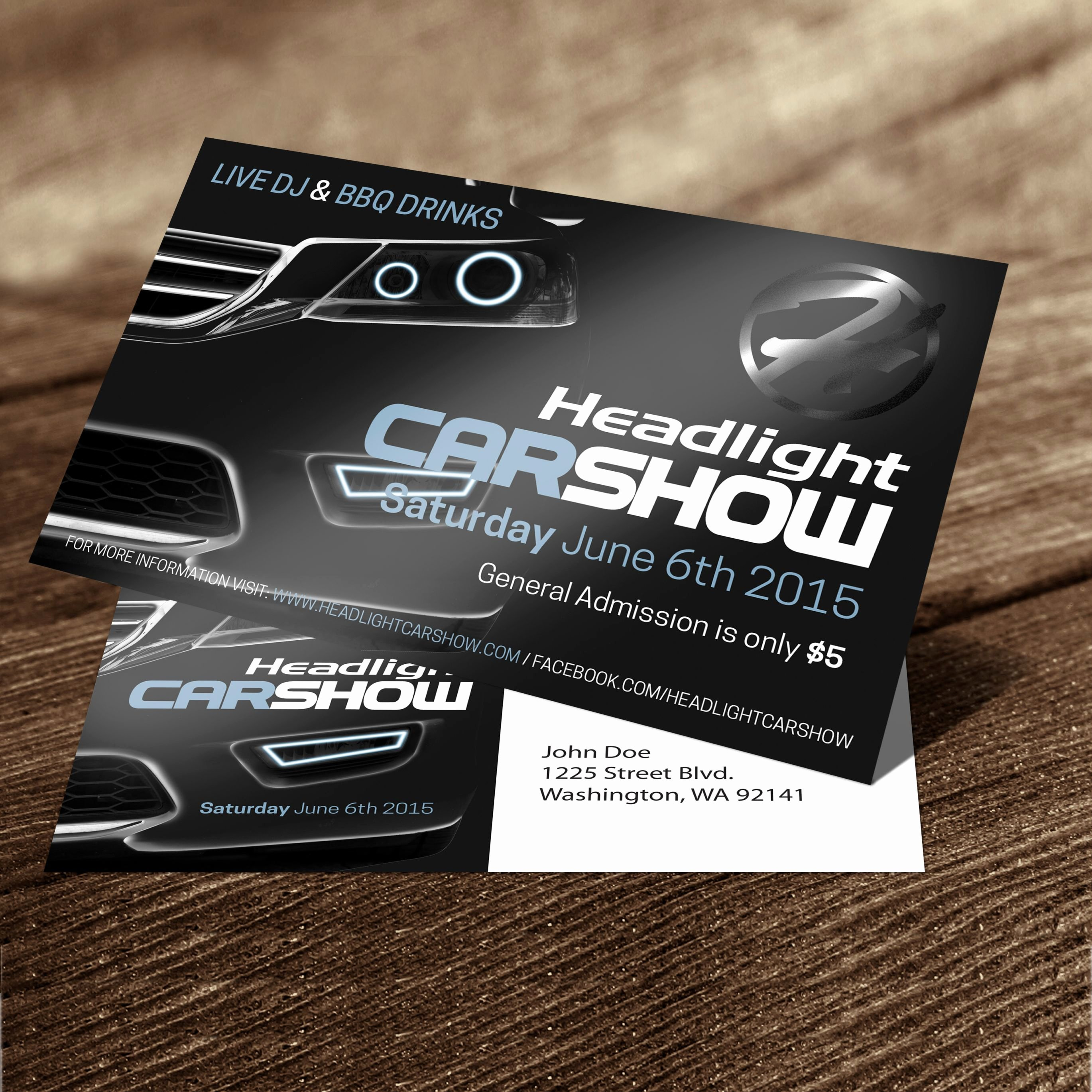 Dj Business Card Templates Free Professional Luxury Sample