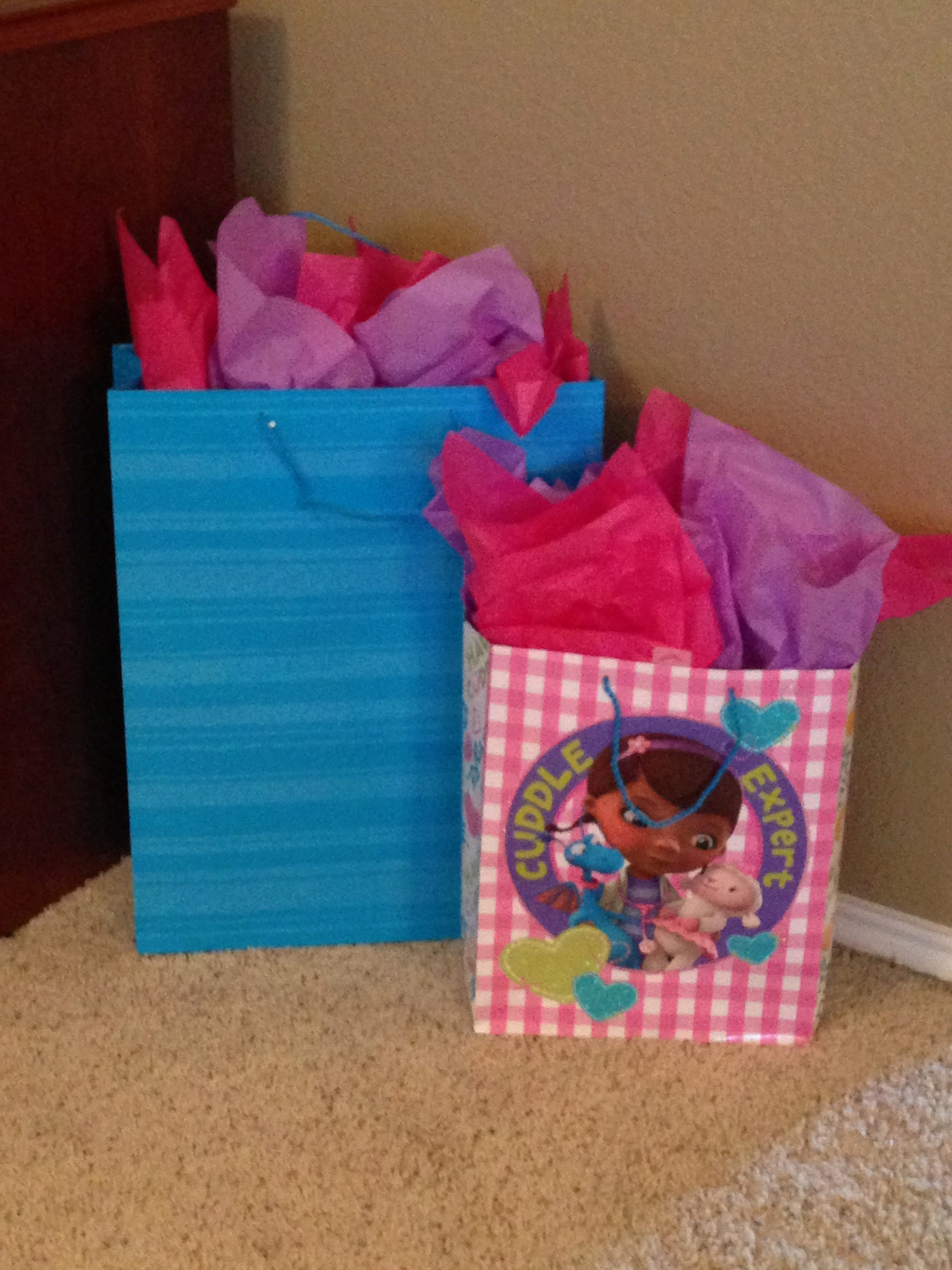 Docmcstuffins Birthday Party