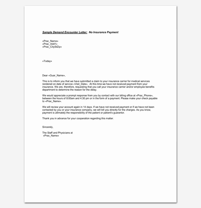 Doctor Appointment Letter Template 14 Samples Examples