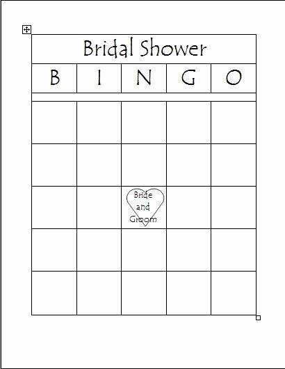 Domestic Randomness Bridal Shower Games & Free Printables