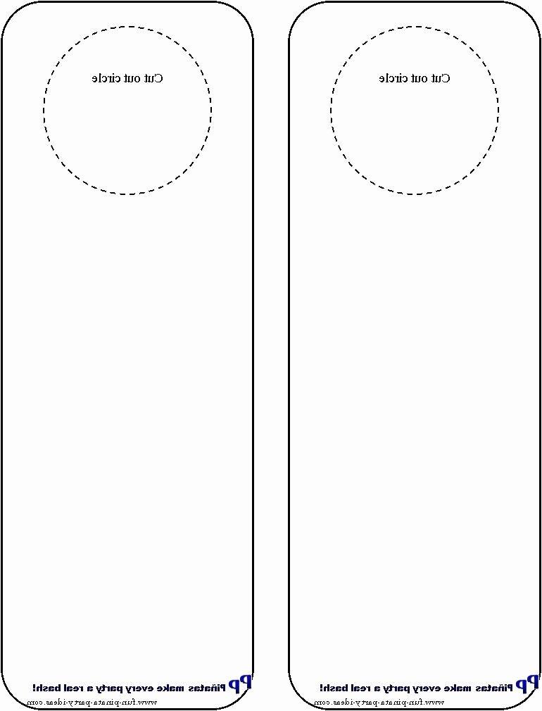 Door Hangers Photo