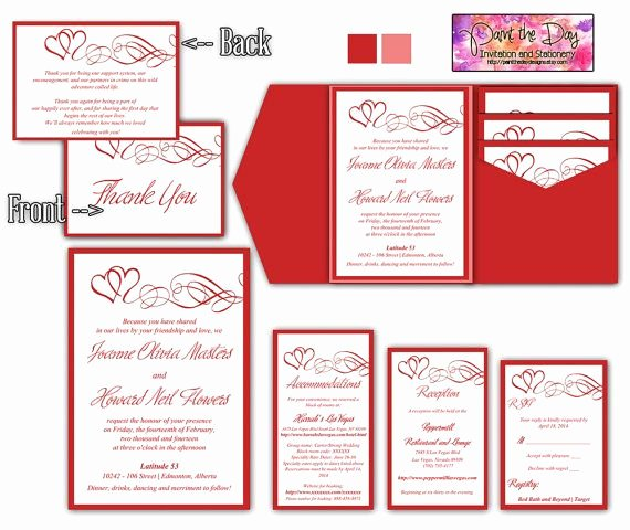 Wedding Invitation Templates Word Latter