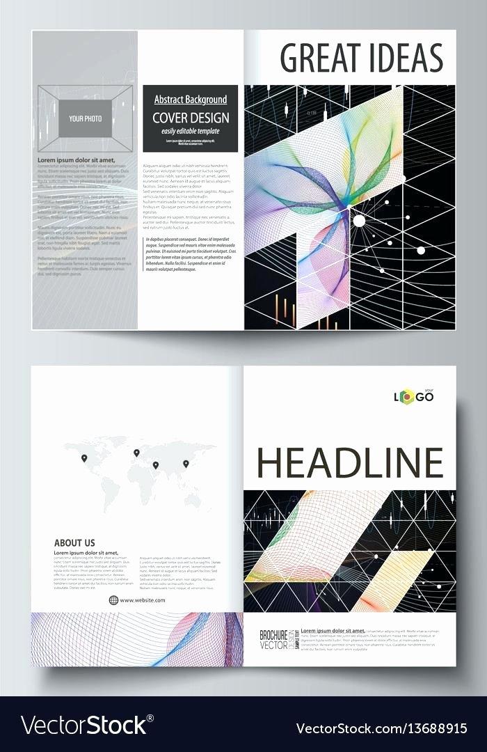 Double Sided Brochure Template – Marginesfo