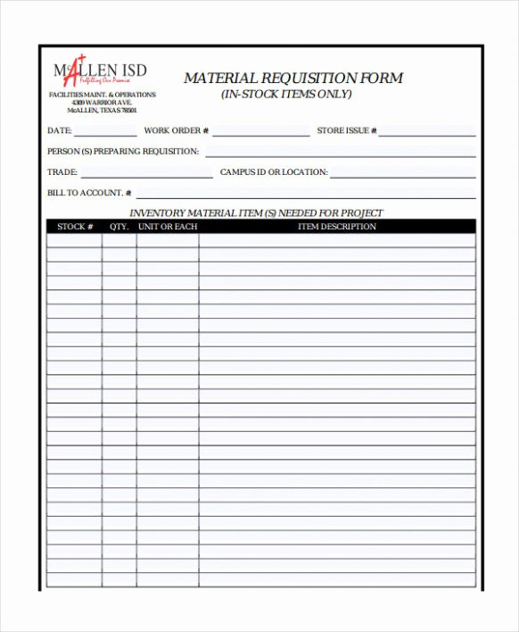 Download 14 Lab Requisition form Template You Need to Know