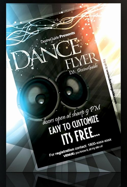 Download 30 Free Poster Flyer Templates In Psd