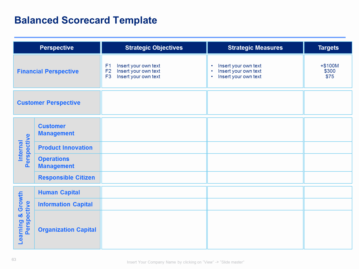 Download A Simple Strategic Plan Template