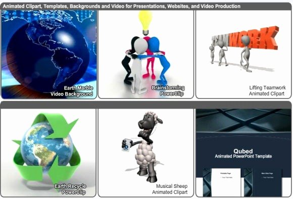 Download Animated Powerpoint Templates and Clipart at