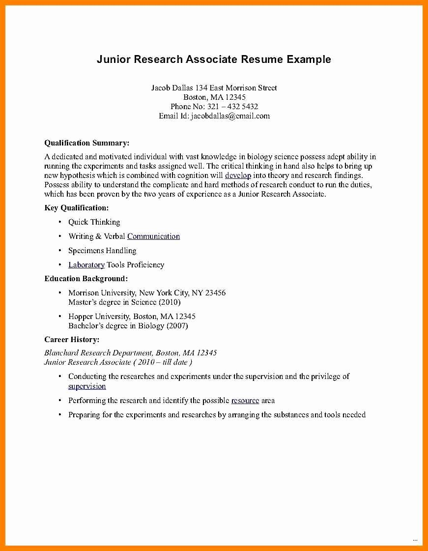Download associate Degree Resume Sample