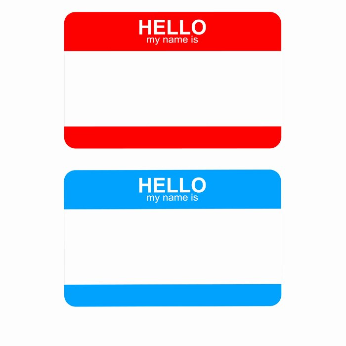 Download Avery 5390 Name Badge Template – Free Template Design