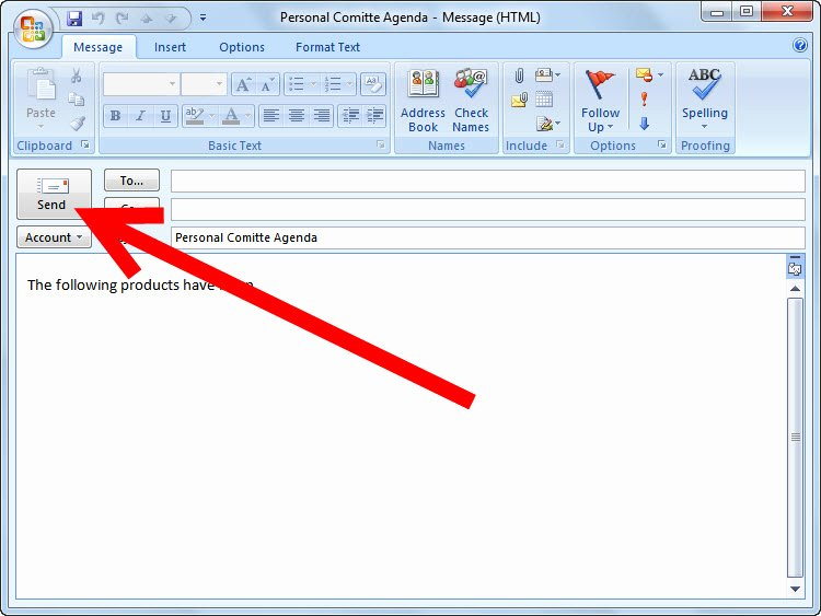Download Creating Email Template In Outlook Express Free