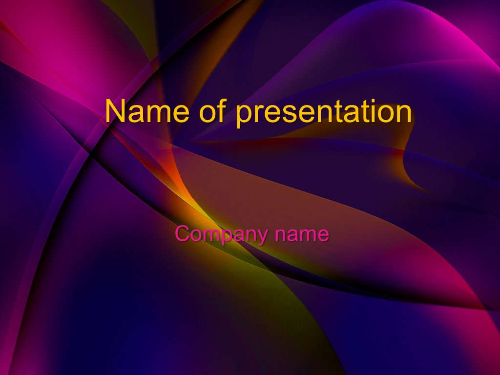 Download Free Abstract Powerpoint Template for Your
