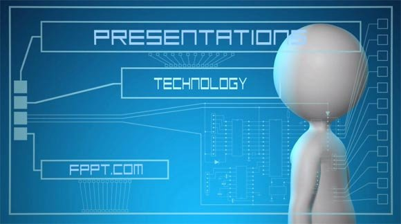 free animated powerpoint templates with instructions