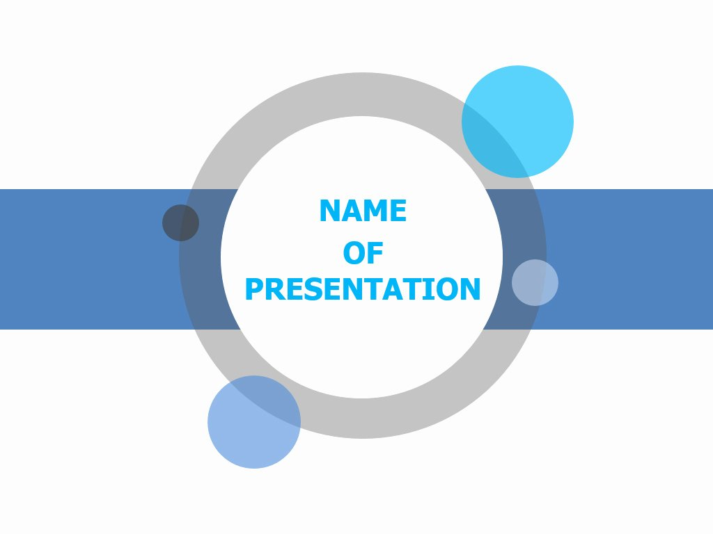 Download Free Around Circle Powerpoint Template for Your