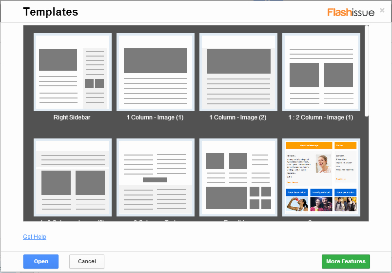 Download Free Gmail Templates Gmail HTML Templates