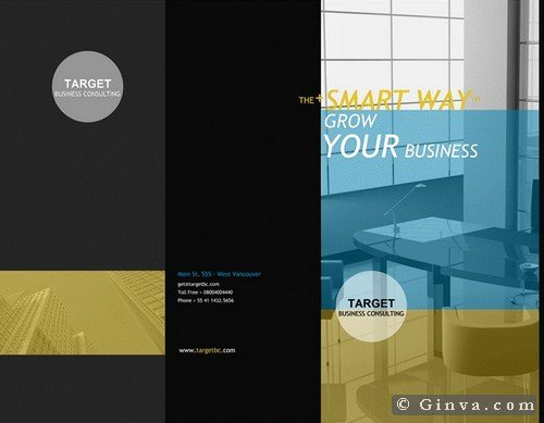 Download Free Microsoft Fice Brochure Templates
