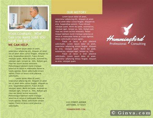 Download Free Microsoft Fice Brochure Templates