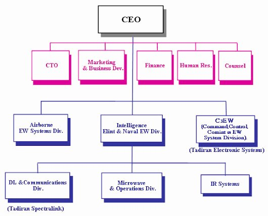 Download Free Non Profit organizational Chart Templates