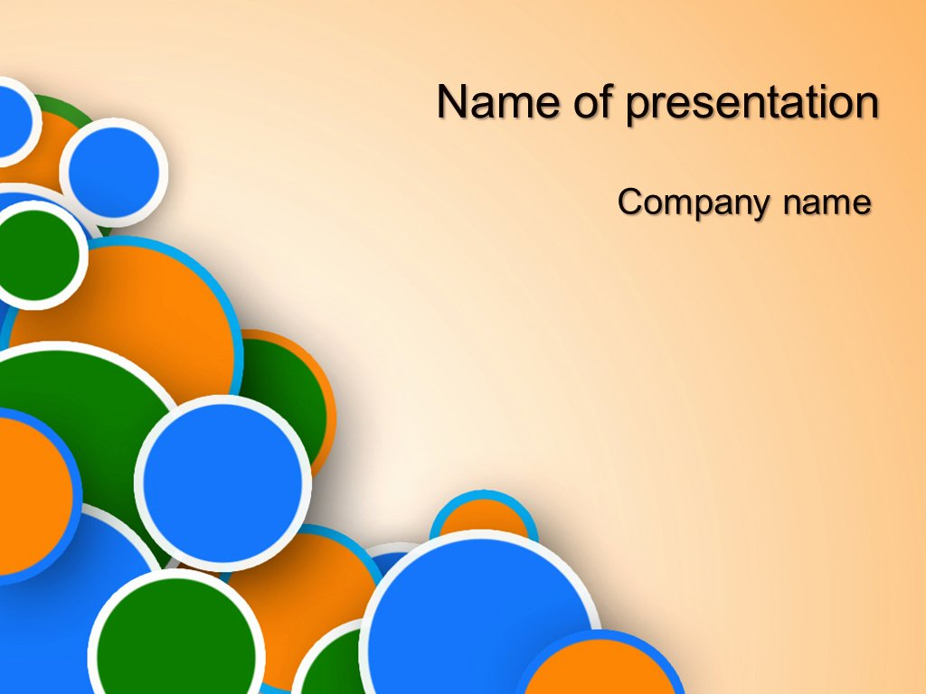 Download Free Rings Powerpoint Template for Presentation