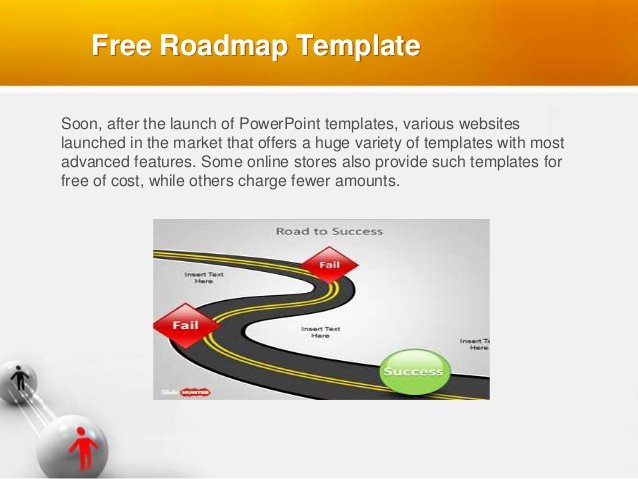Download Free Roadmap Template