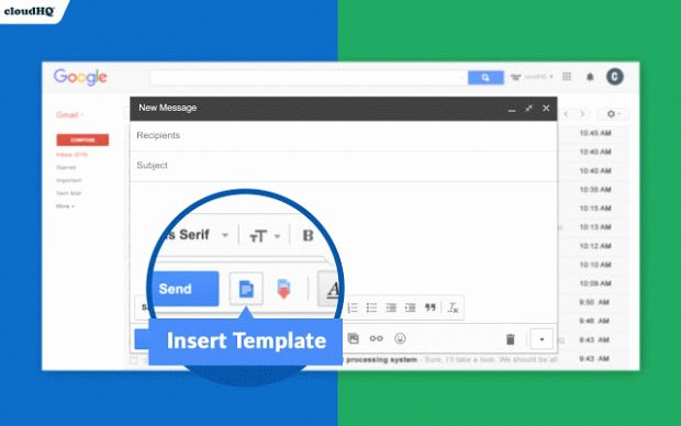 Download Gmail™ Email Templates Chrome Web Store – top
