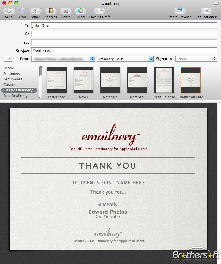 Download Letterhead Template Outlook Free software