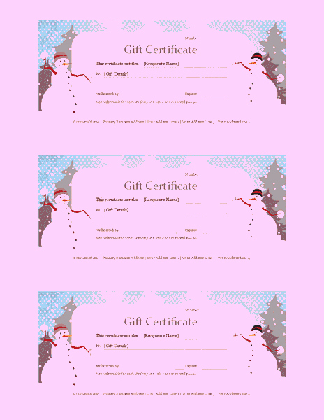 Download Page Free Certificate Templates for Ms Fice