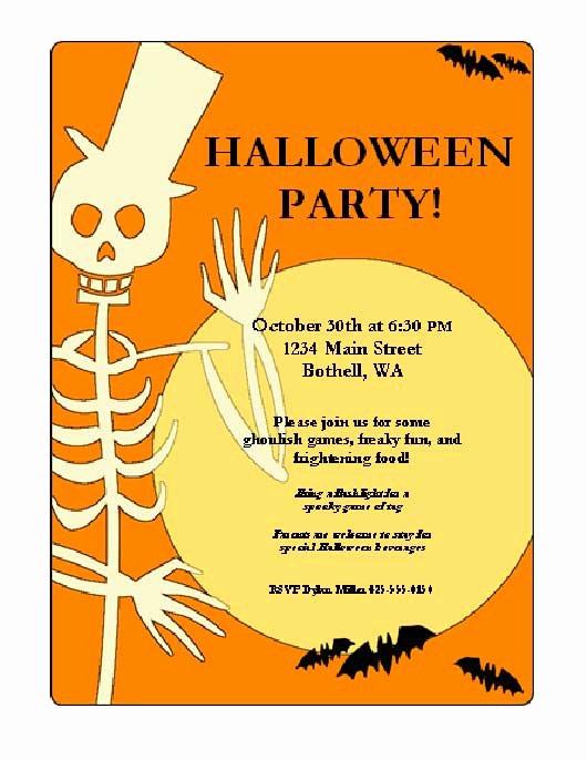 Download Unique Halloween Flyer Templates