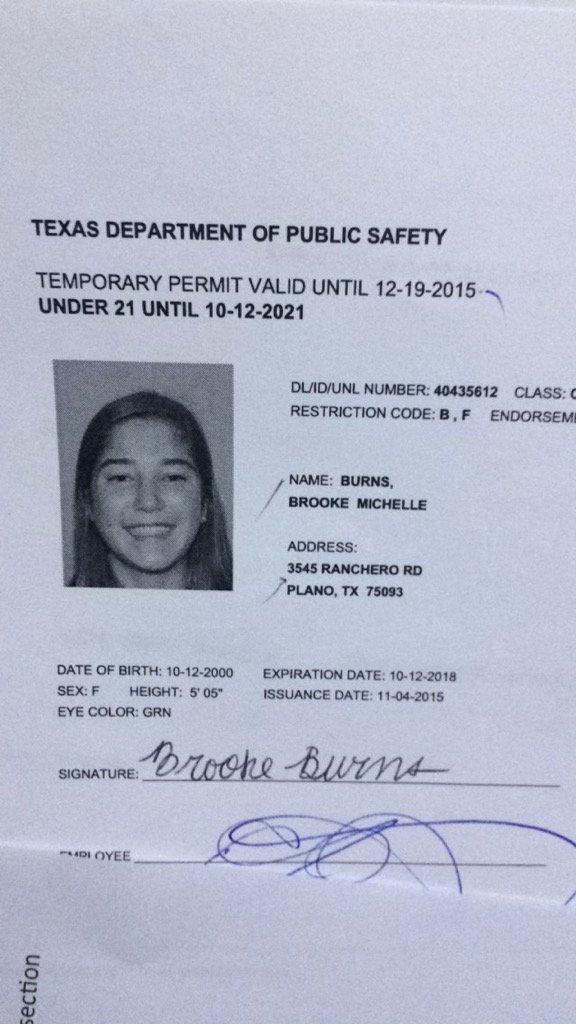 Florida Drivers License Template Download A53db27b0c50 Latter