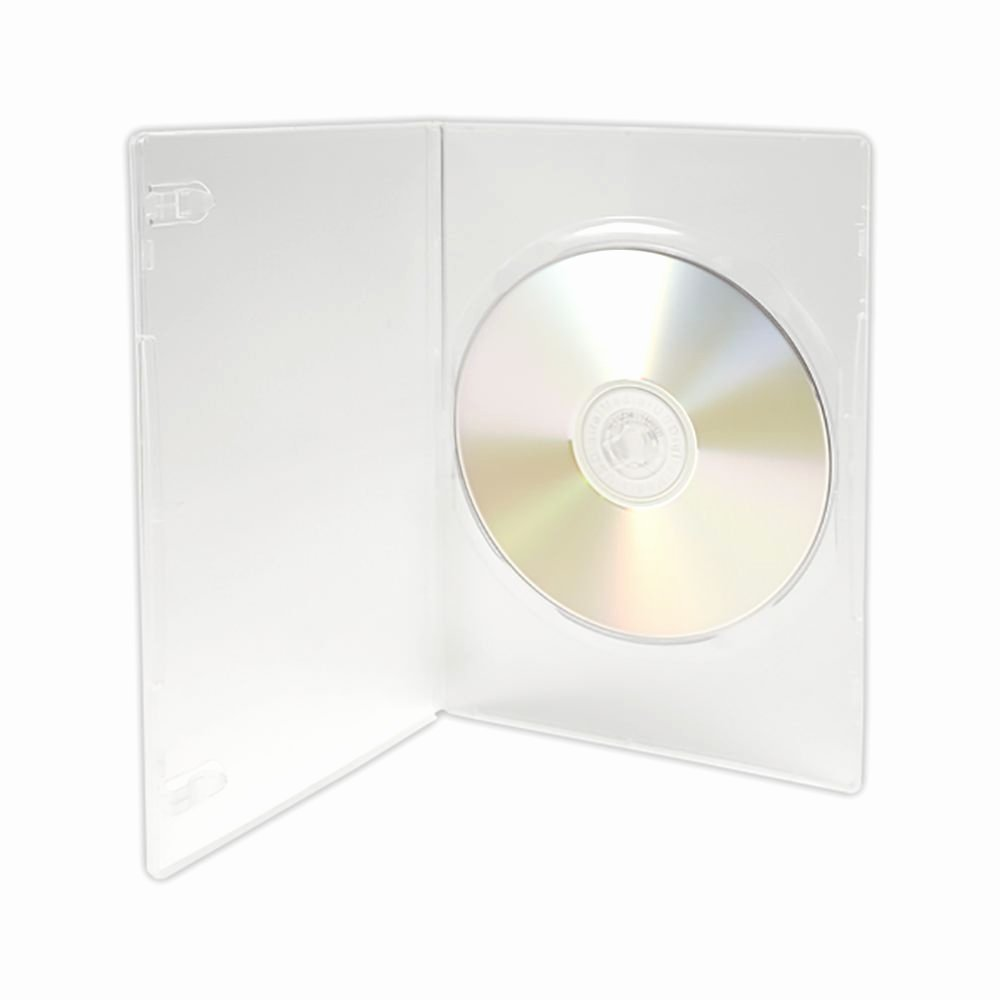Dvd Case Bulk Slim Clear