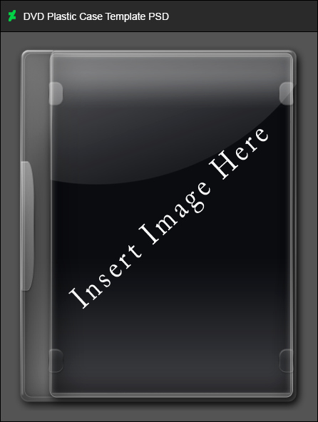 Dvd Plastic Case Template Psd by Gameboxicons On Deviantart