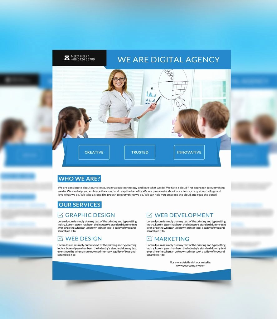 E Page Flyer Design Yourweek 963d0eeca25e