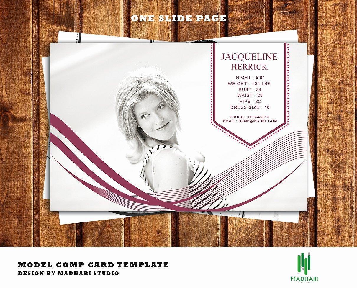 E Page Modeling P Card Card Templates Creative Market