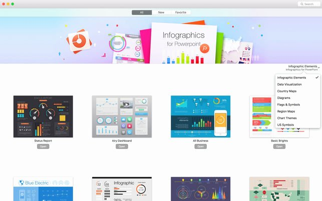 infographics Templates for Ppt On the Mac App Store
