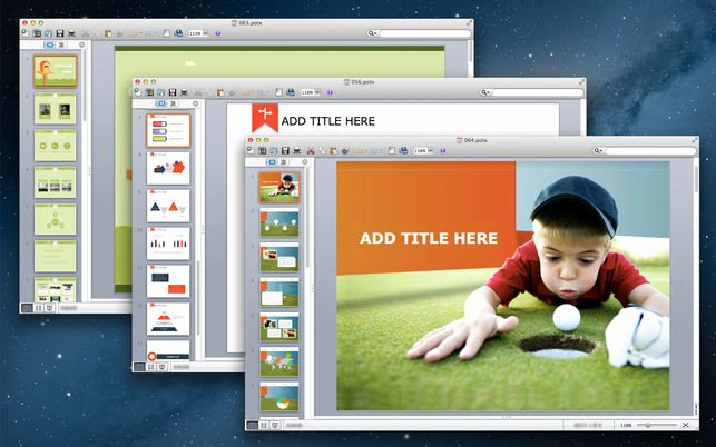 ‎templates for Powerpoint Free On the Mac App Store
