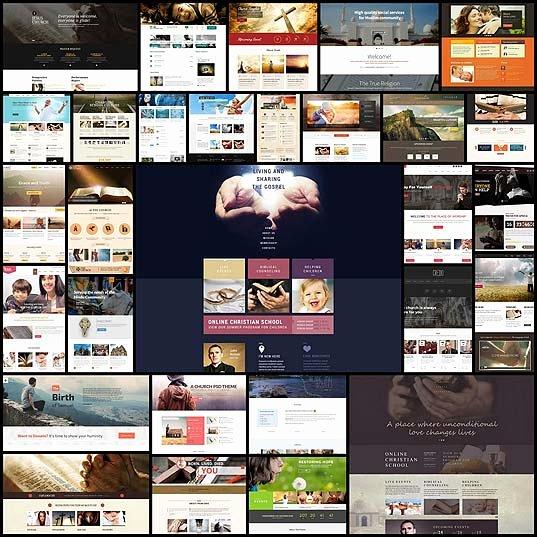 海外教会向けwebサイトテンプレート(40個 ) いぬらぼ