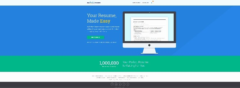 Easy Resume Builder Free 2017