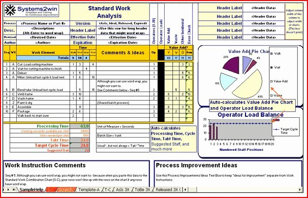 Easy to Use Lean Six Sigma software tools
