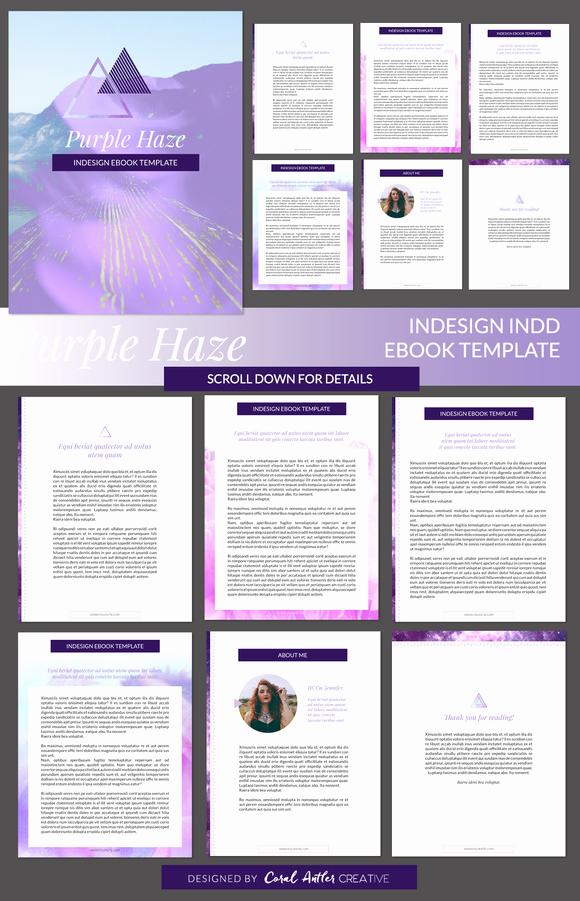 Ebook Cover Template for Bundle Designtube Creative Design Content