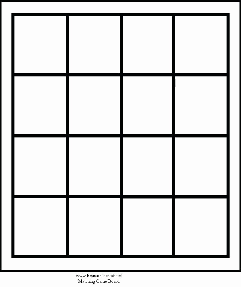 Editable Bingo Card Template Cards Sight Words Vocabulary