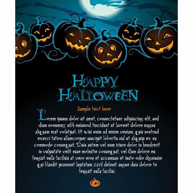 Editable Halloween Invitation Templates – Fun for
